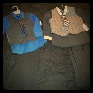 Other - Boys Size 6 Dress Suit